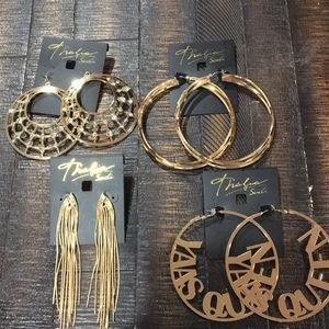Brand new Thalia Sodi earrings!